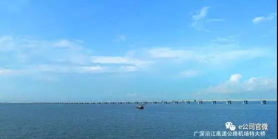 """深圳有一条""""最美海上高速"""",开通4年仍亏损,深高速逾14亿元收购沿江公司看中的是啥?"""